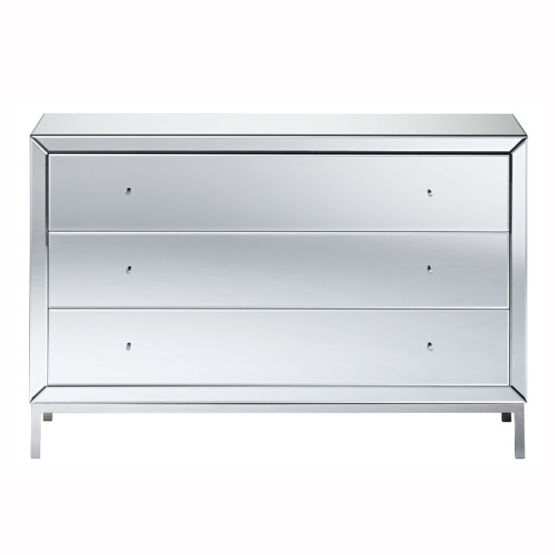 Elegant Mirrored Dresser