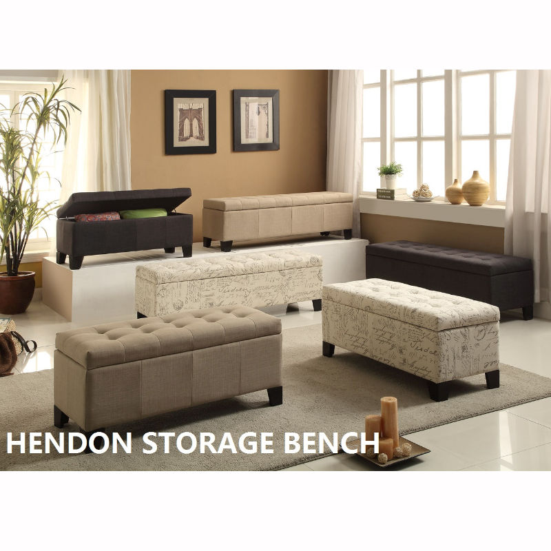 Hendon Storage Bench