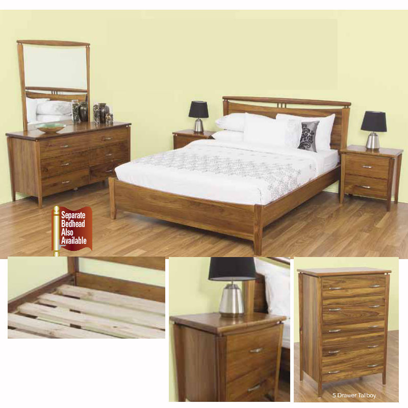 Glendale Queen Bed