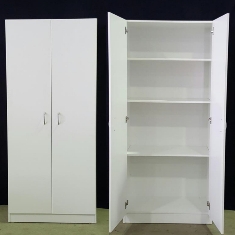 PNB02 All Shelf 2 Door Pantry
