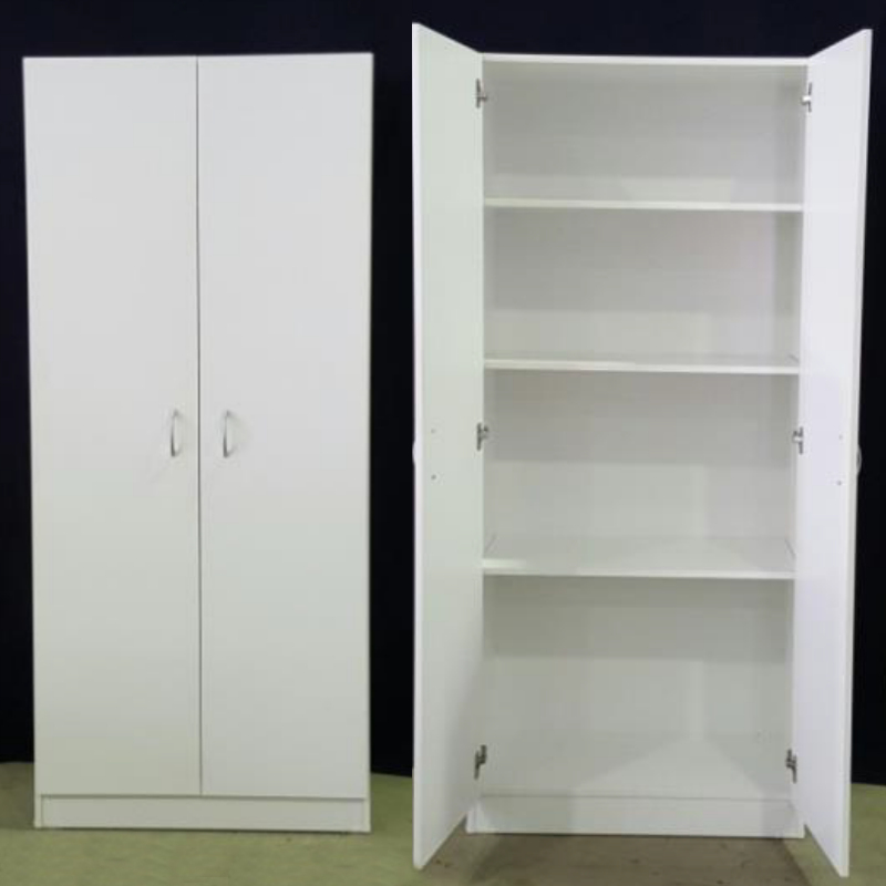 PNM52 All Shelf 2 Door Pantry