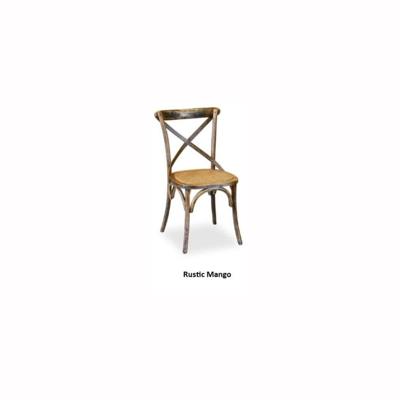 Bentwood Cross Back Chair