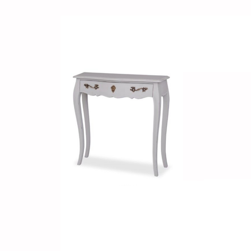 French Provincial Hall Table 800mm