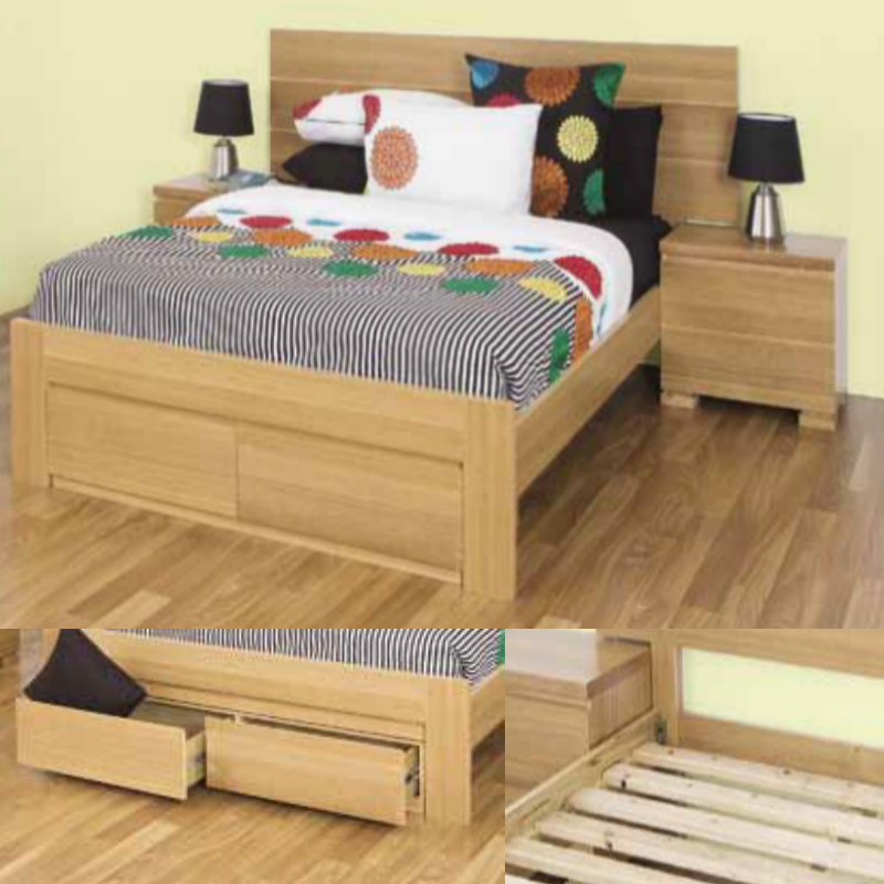 Benson Queen Bed