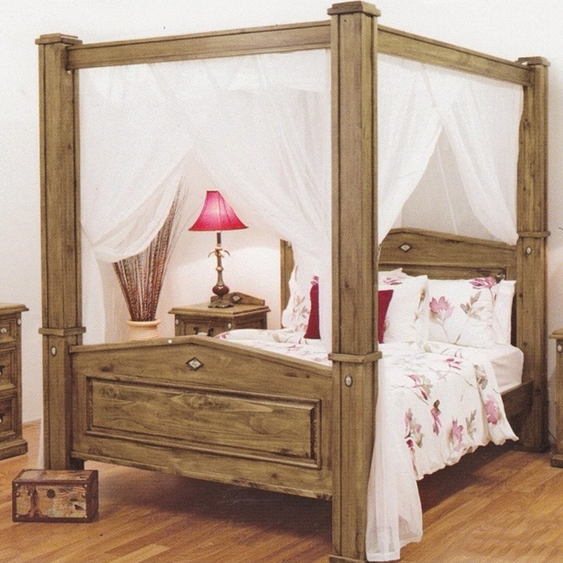Suffolk Four Poster King Bed